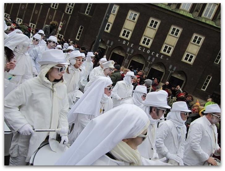 Die fünfte Jahreszeit - Karneval in Deutschland