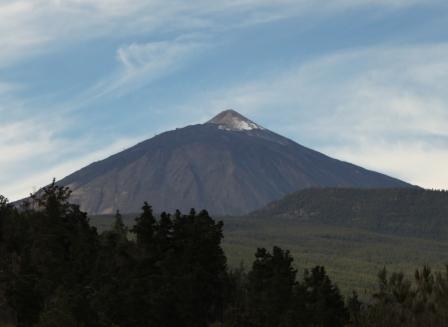 Teneriffa - Sonne, Berge und ein Vulkan