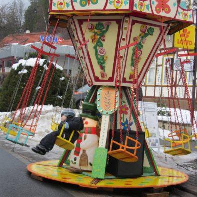 Ein Mädels-Wochenende im Bad Sachsa: Walking in a Winterwonderland