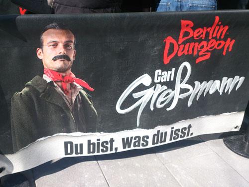 Berlin Dungeon - gruselt Euch durch die Stadt!