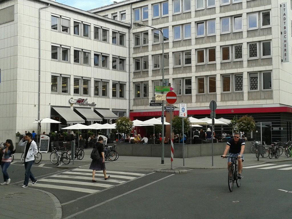 Café Libretto - Außenansicht