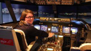Teilzeitreisender Janett bei Fliegen