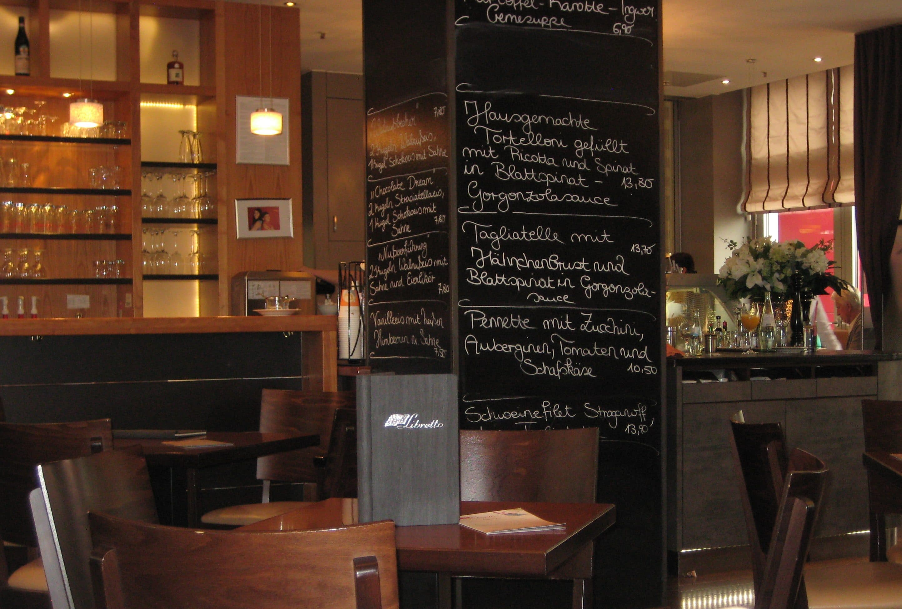 Café Libretto in Frankfurt am Main