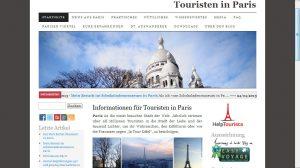 Paris für Touristen - Screenshot
