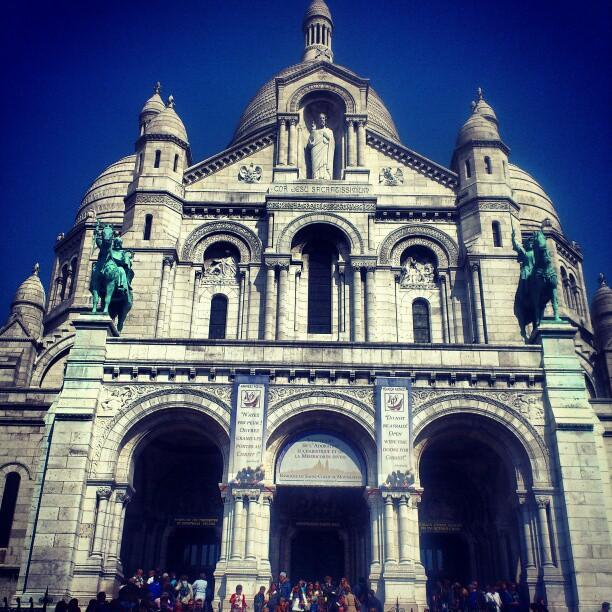 Ein Sonntag in Montmartre. Paris mal anders entdecken.