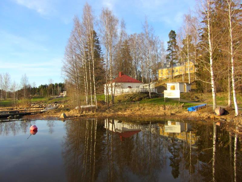 Saunahaus Finnland