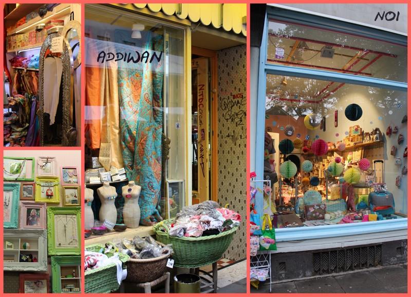 Hamburg Shoppen im Schanzenviertel