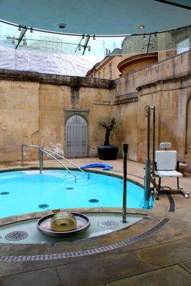 Eine Kurzreise nach Bath. Von heißen Quellen und Jane Austen.