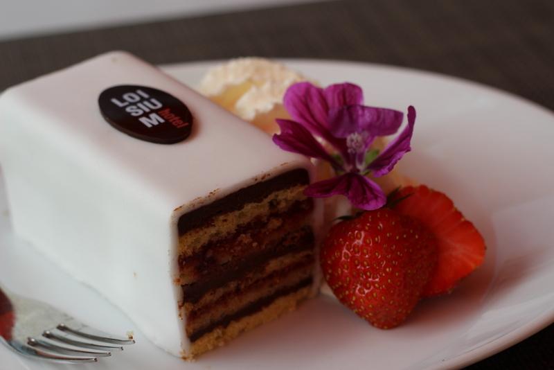 Loisium Torte in Langenlois