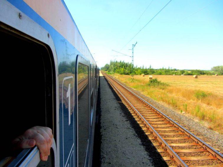 Von Budapest nach Sopron - Bahnfahren in Ungarn