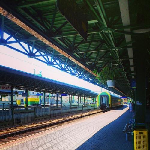 Bahnhof sopron