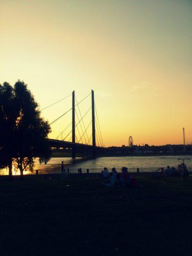 Düsseldorf Sommer
