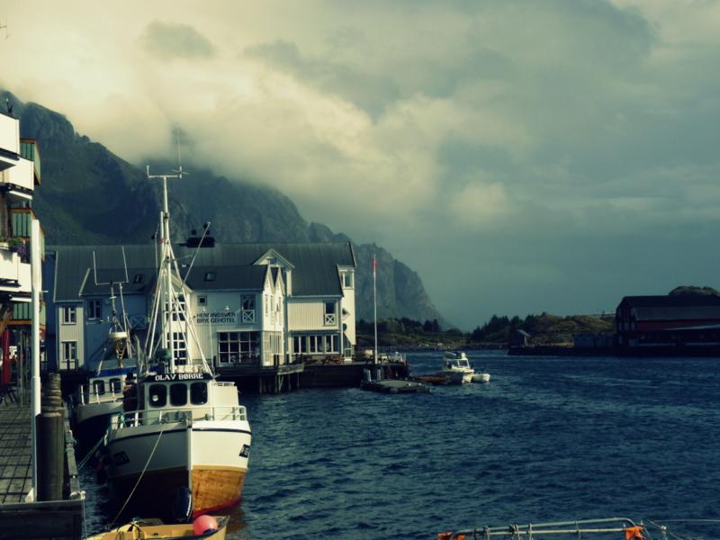 Ein Norwegen Reisetagebuch: Der Lofoten - Roadtrip