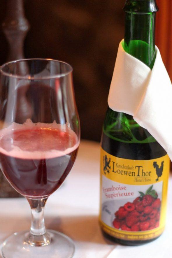 Gasthaus Löwenthor - Eine Zeitreise mit Champagnerbier