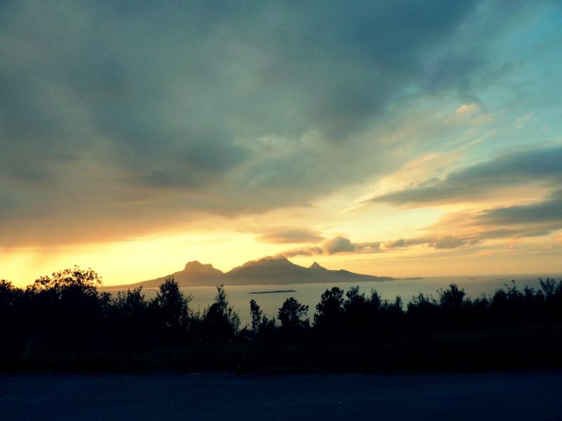 Norwegen teilzeitreisender