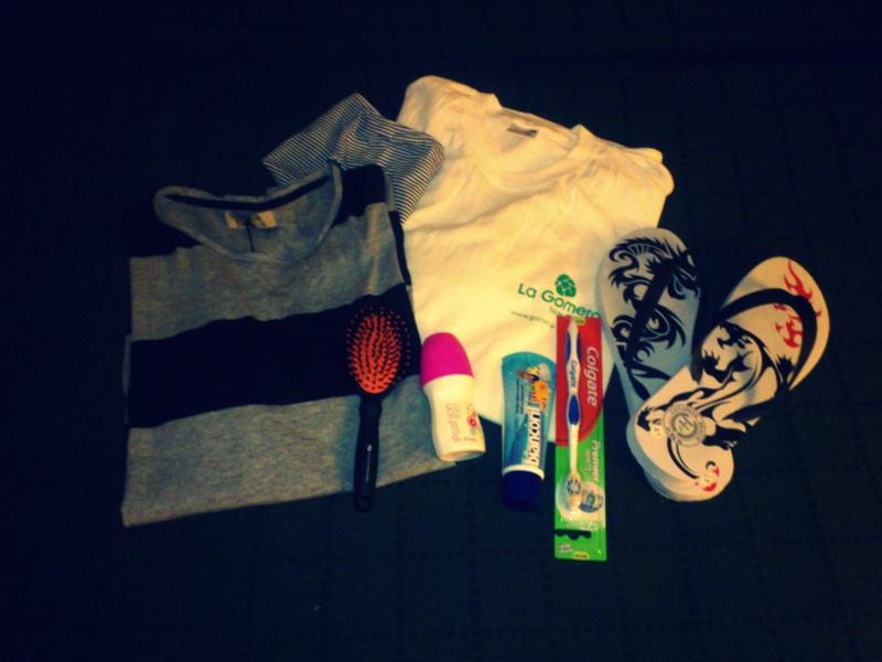 Dinge die ihr auf einer Reise im Handgepäck haben solltet