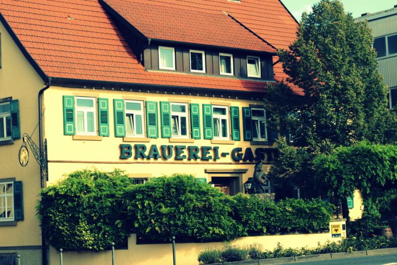 Brauerei Dachsenfranz