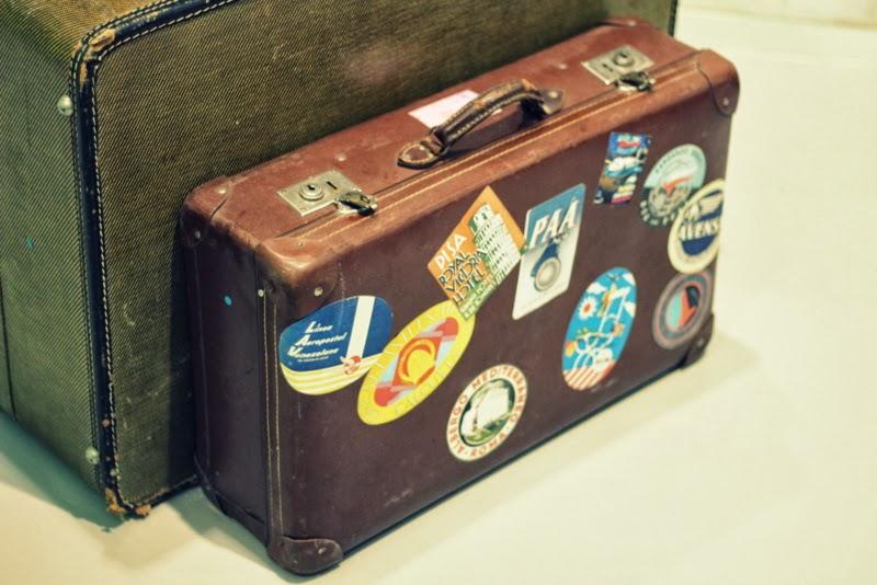 """Koffer/Trolley verloren ? Meine 5 Regeln zum Thema """"Gepäcklos auf Reisen"""""""