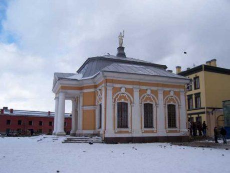 Ein Wochenende in Sankt Petersburg