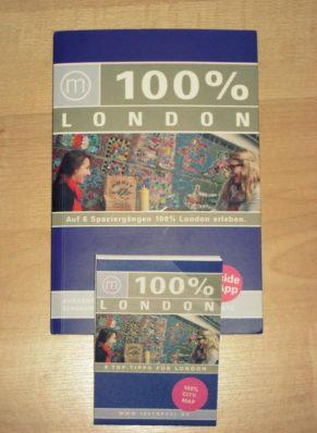 Buchvorstellung: 100 % Reiseführer London