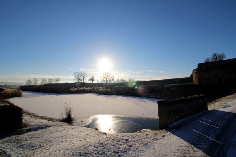 Vom Mittelalter in die Neuzeit - Die Wasserburg zu Heldrungen