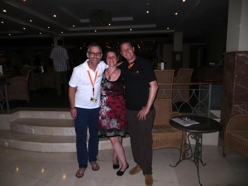 Singlereise nach Andalusien