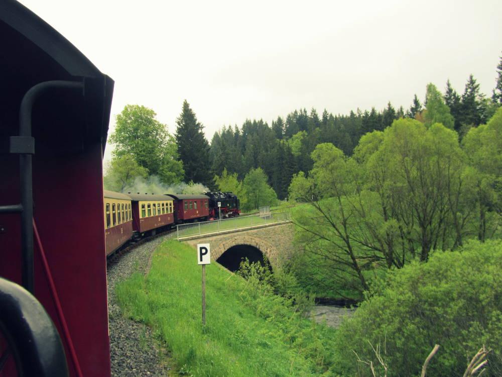 Brocken Bahnfahrt