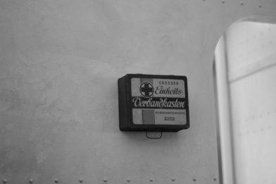 Forum Confluentes - Ein Schiff im Keller und ein Mann auf dem Dach