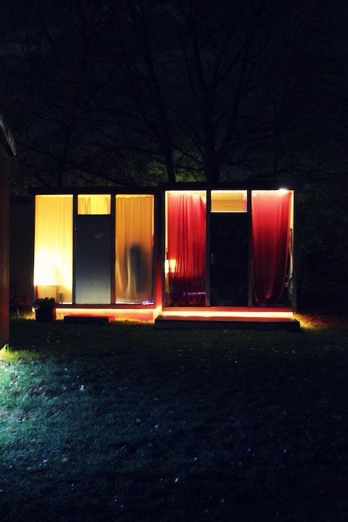 Easy Lodges: Eine etwas andere Art um in Berlin zu übernachten.