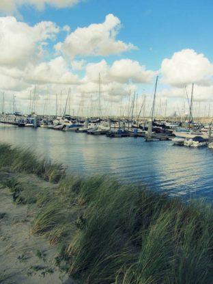 Ein Herbsttag am Meer - Unterwegs an der Nordsee