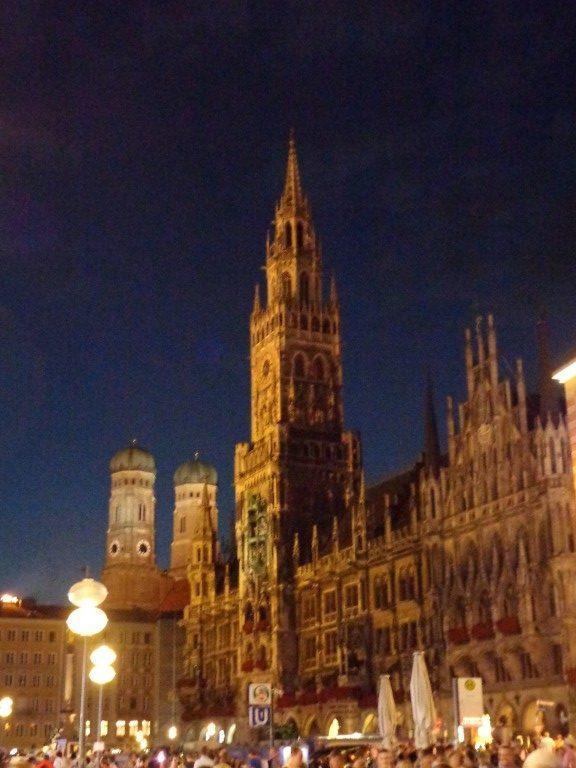 Nachtwächterrundgang: München