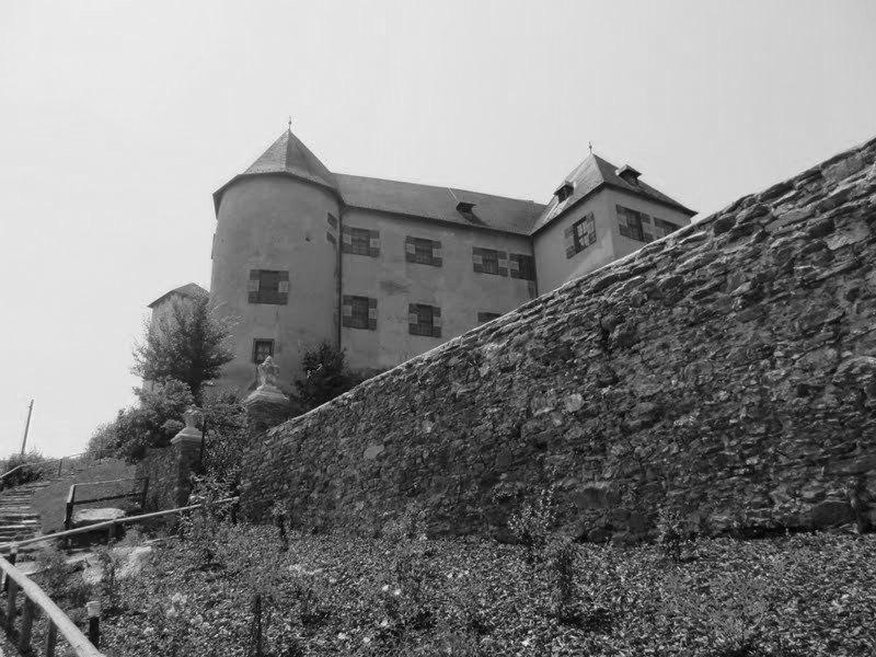 Ritterburg Lockenhaus - von Kreativkursen und Fledermäusen
