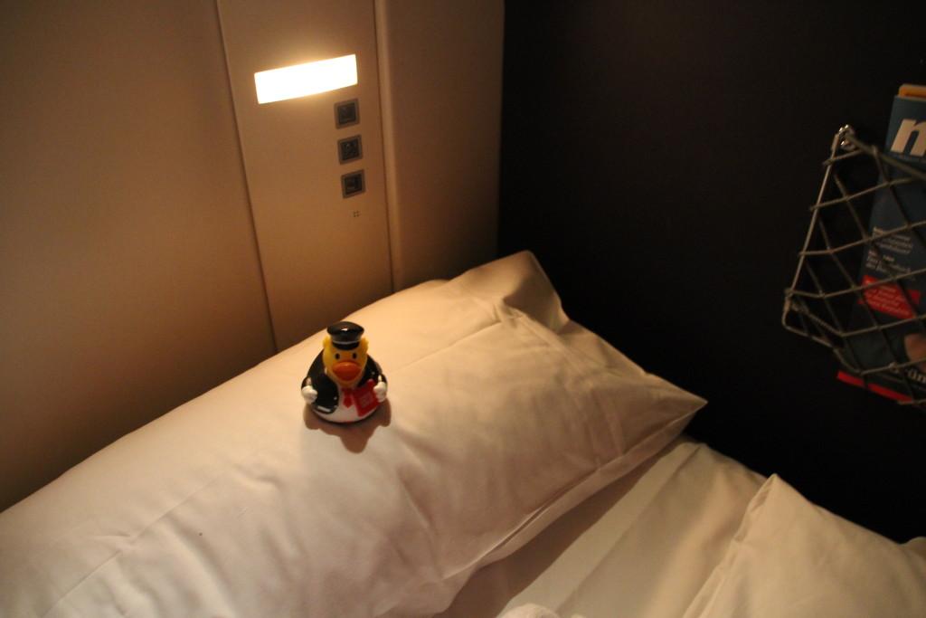 Nachtzug CNL Schlafwagen