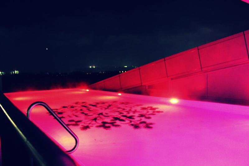 Winter-Wellness in Bonn - oder wie ich den coolsten Pool am Rhein entdeckte