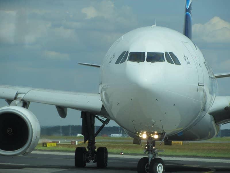 Flieger gucken mal ganz anders... Flughafenführung am Frankfurter Airport