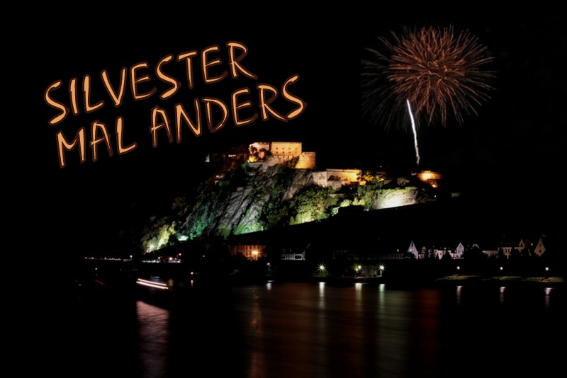Silvester mal anders