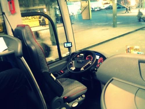 Mein Fernbus von Berlin nach Osnabrück