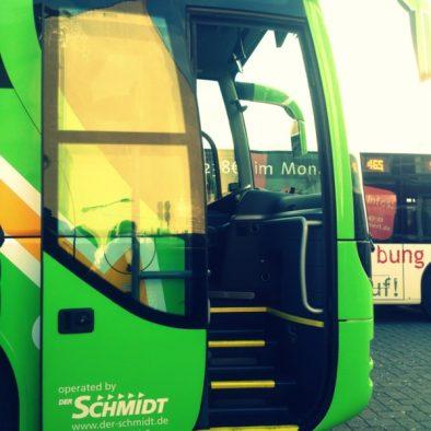 Meine Reiseerlebnisse mit MeinFernbus - es muss nicht immer Bahn sein