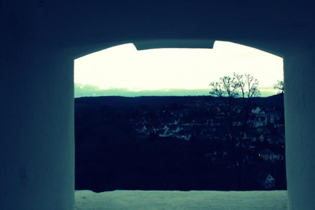 Eine Nacht in der Jugendherberge Koblenz - Kanonenfeuer und tolle Ausblicke!