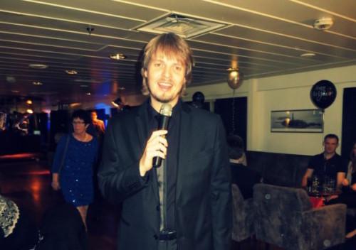 Sänger Silvester DFDS