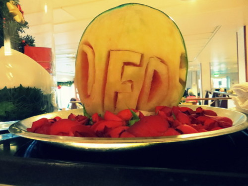 DFDS MELONE Silvester