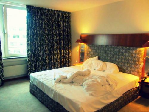 The Mandala Hotel - Zimmer