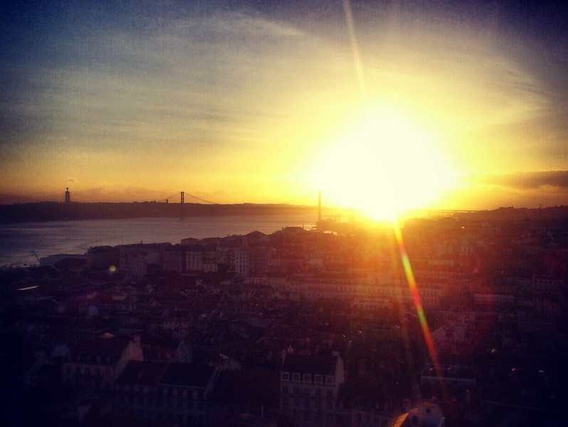 Lissabon Planlos