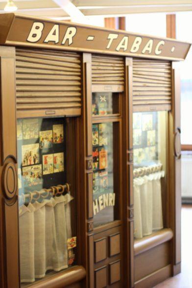 Belgian Comic Strip Center - Lucky Luke, die Schlümpfe und viel Jugendstil