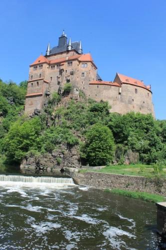 Burg Kriebstein  -  (c) Burgerbe.de