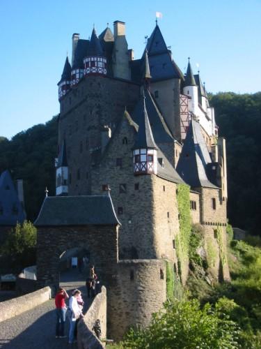 Burg Eltz -  (c) Burgerbe.de