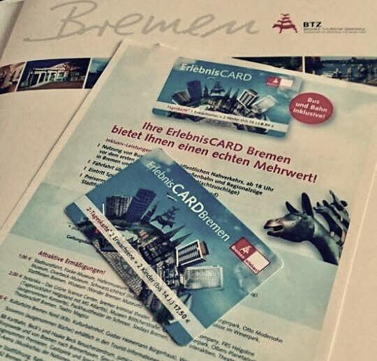 Lohnt sich die ErlebnisCard Bremen?
