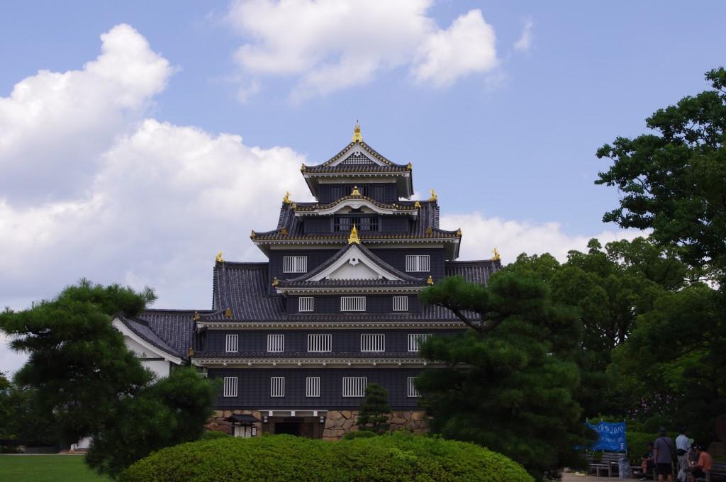Okayama-jô
