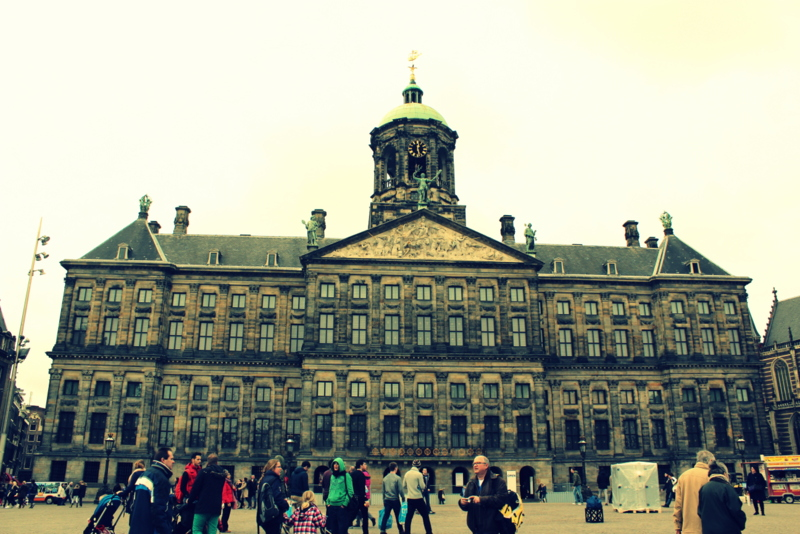 königlicher Palast Amsterdam