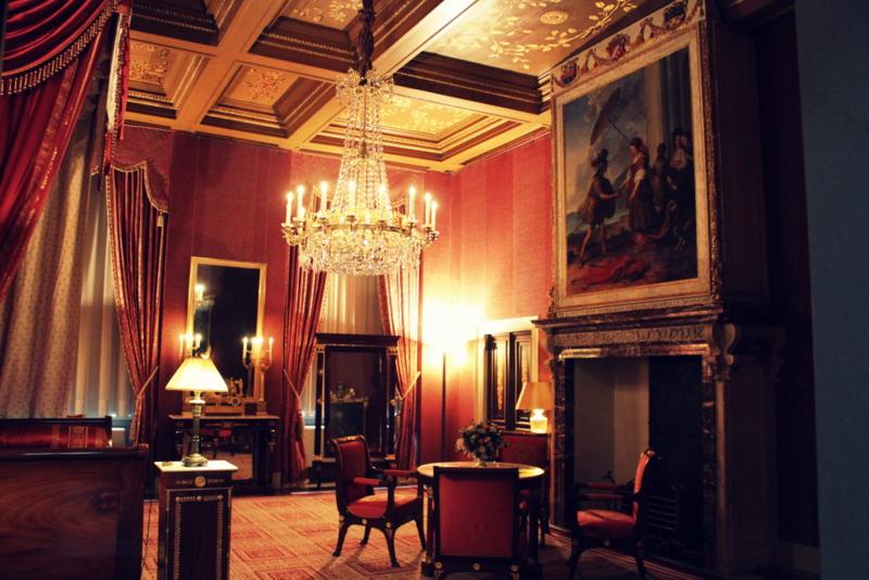 Zu Besuch im königlichen Palast Amsterdam